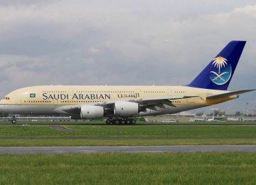 Gender Segregation on Saudi Flights?