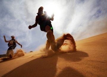 Mammoth Moroccan Marathon