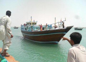 Port for Konarak