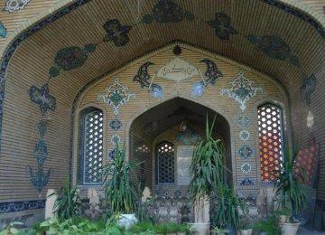 Sheikh-e-Rouzbehan Mausoleum