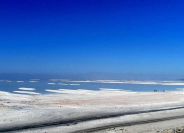 Urumia Lake to  be Restored
