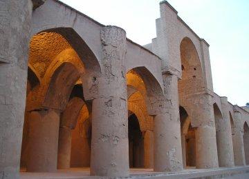 Tourists Visit Oldest Mosque