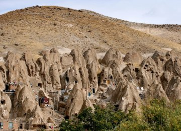 Kandovan Homes for Rent