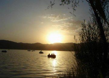 Wells Sealed Around  Lake Zarivar