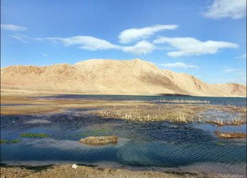 Alluring Beauty in Choghakhor wetland