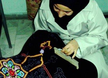 Gilan Handicraft Export a Priority