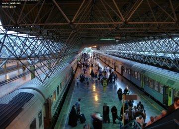 Turkish Train in Yazd