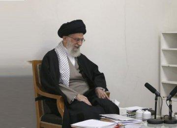 Leader Praises Maliki's  Role