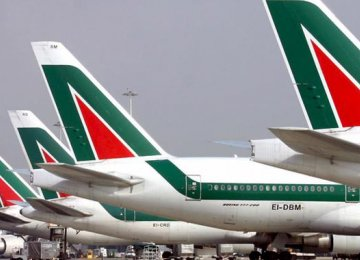 Alitalia Gets Green Light