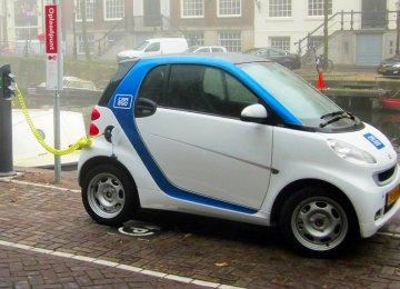 Apple Targeting Electric Car in 2020