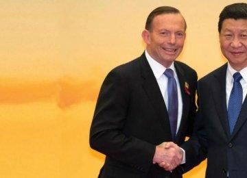 Australia, China Sign Landmark Free Trade Deal