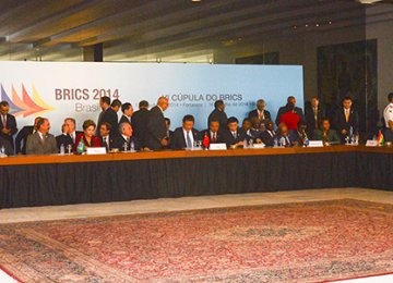 BRICS System Can  Replace Defunct $