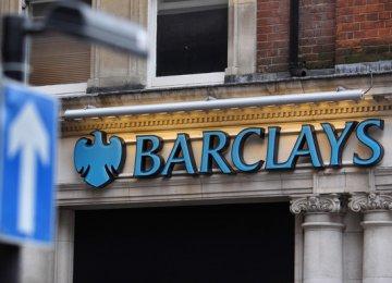 Barclays Beats Estimates