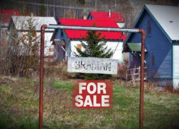 Canadian Ghost Town Sold