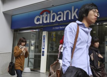Citigroup to Sell Japan Business