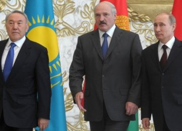 EEU Is Born, Pledges Coherent Policy