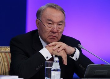 EU, Kazakhstan Forge Closer Ties