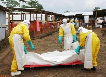 Ebola Will Push Countries  Into Recession