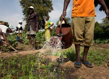 Europeans Urge More Aid to Developing World