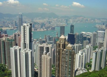 HK Property Price Crash