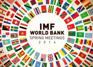 IMF Warns of Stagnation, Financial Turbulence