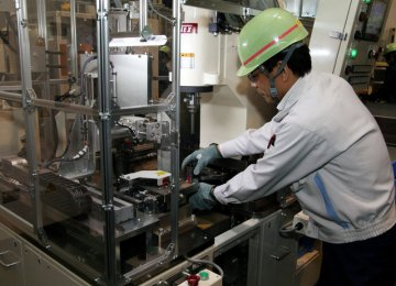 Japan Firms See 2015 Favorable