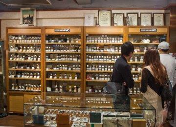 Japan Luxury Sales Booming