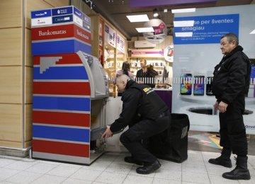Lithuania Welcomes Euro