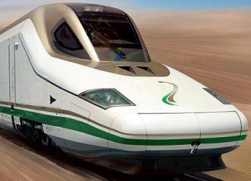 Mideast Experiencing Unprecedented Railway Boom