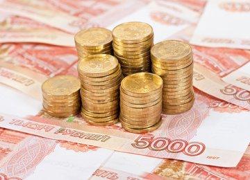 Ruble  Falls Again