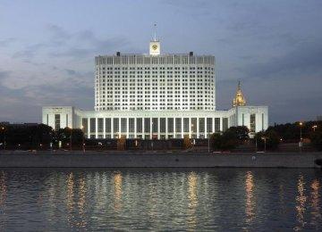 Russia Govt Supports Bill