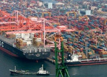 S. Korea Gains Record Surplus, Exports Jump