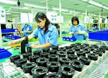 Singapore Industrial Output Falls