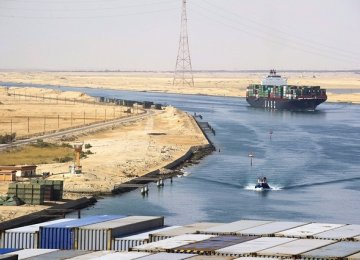 Suez Project to Cost $15b