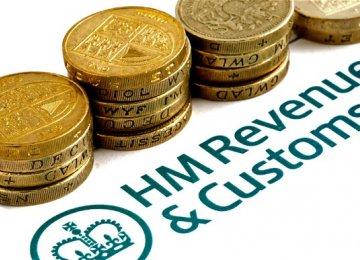 UK to Raid Bank A/Cs Over Tax Debts