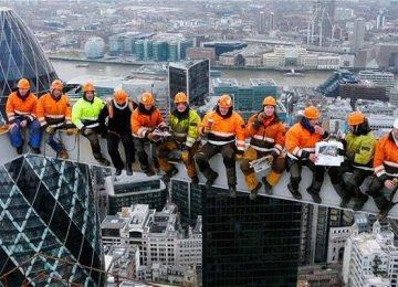 UK Wage Growth Flat