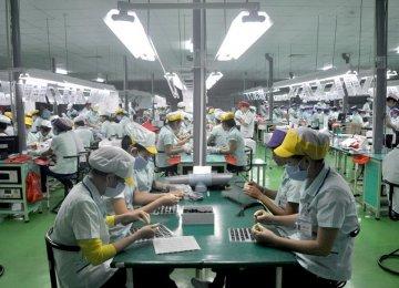 Vietnam's 2014 Trade Surplus at Record $1.98b