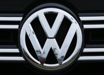 Volkswagen Cuts Production