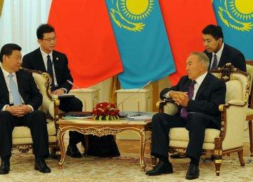 Xi's Silk Road Move Faces Obstacles