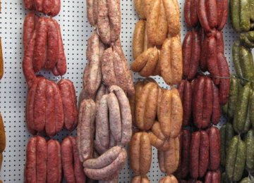 Import of EU Meat Products Banned in Russia