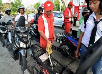 Indonesia to Fix Economy With Fuel Price Hike