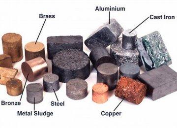 Metals Slump Lowest in a Decade