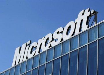 Microsoft Axes 2,100 Jobs