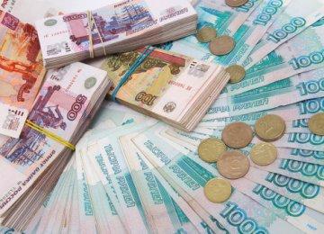 Ruble Tumbles