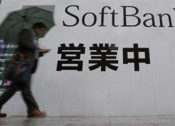 SoftBank Cuts FY Profit Target