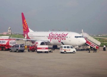 SpiceJet Grounds Fleet