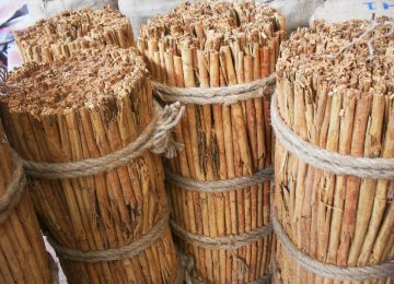 Sri Lanka to Trademark Cinnamon