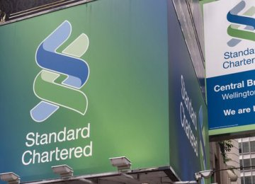 StanChart to Close 100 Branches