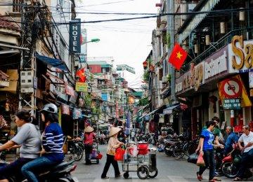 Vietnam Growth Below Target