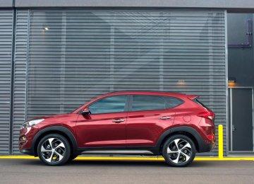 Hyundai's 2016 Tucson Arrives